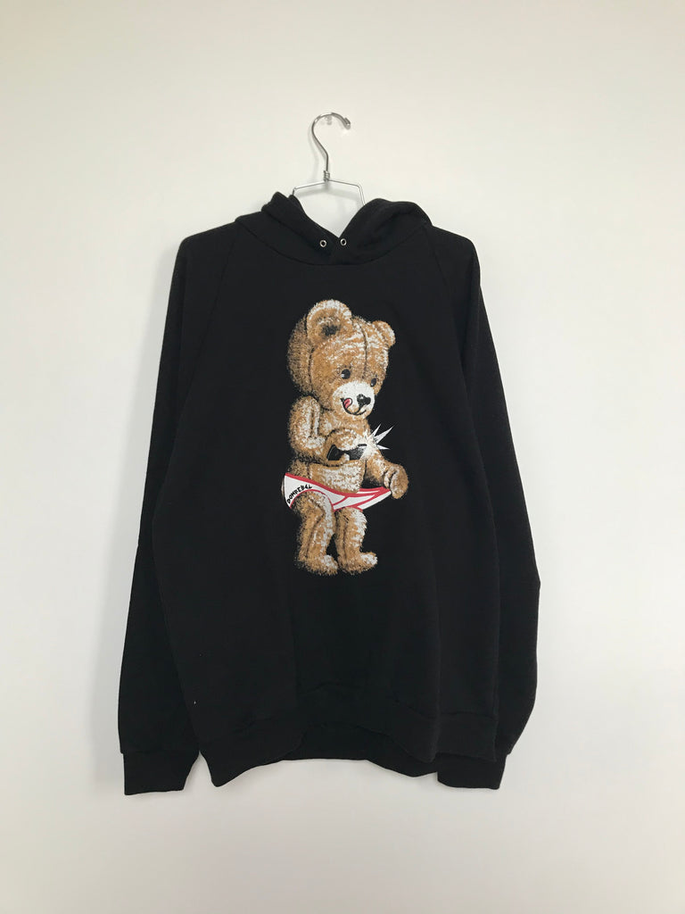 SNAP PULLOVER HOODIE (XL)