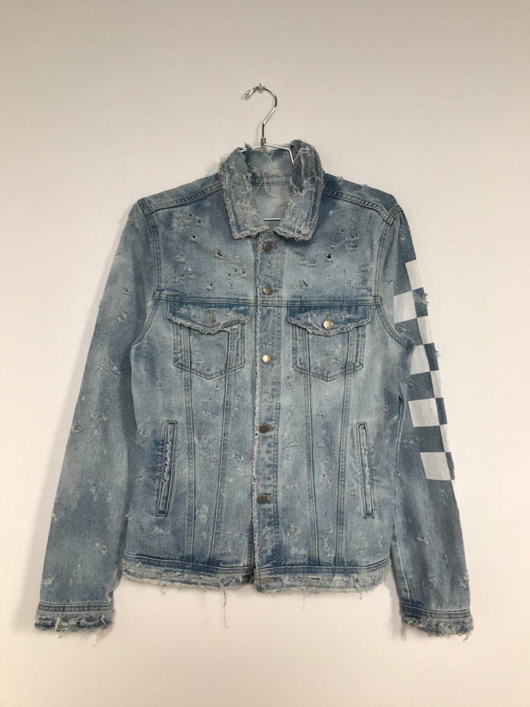 MINOU JEAN JACKET (MEDIUM)
