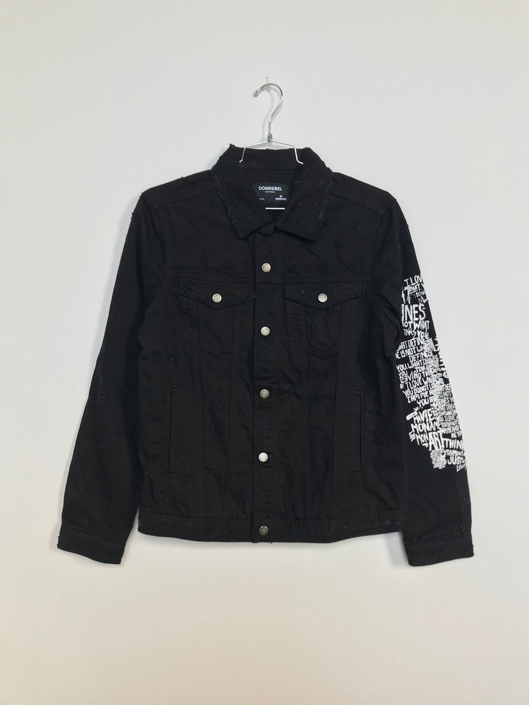 BYE JEAN JACKET (MEDIUM)