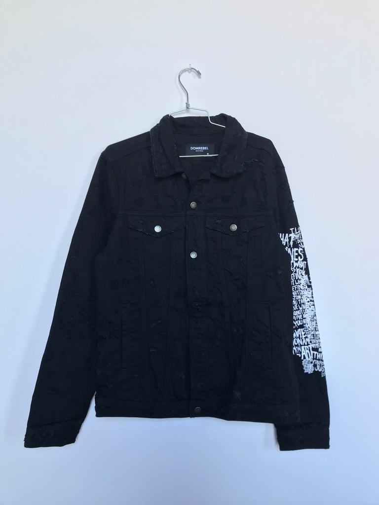 BOLTFACE JEAN JACKET (MEDIUM)