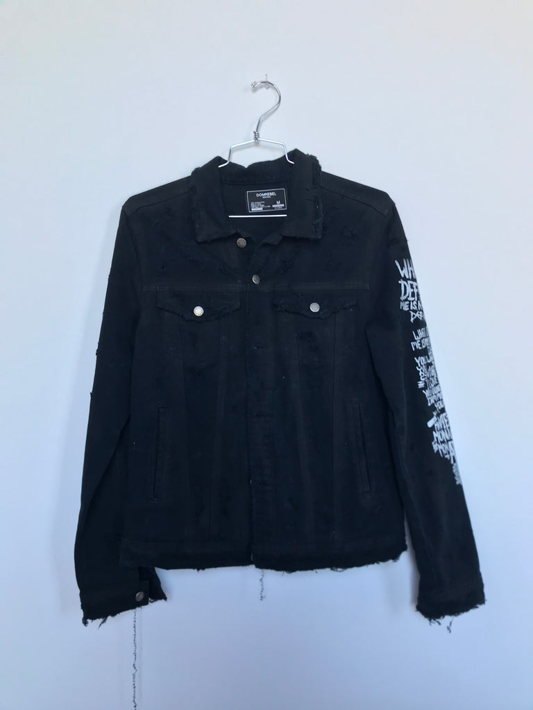 LOVERBOY JEAN JACKET (MEDIUM)