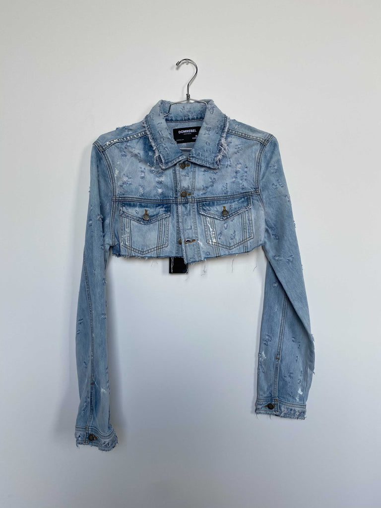 TEDDY MONEY JEAN JACKET (MEDIUM)