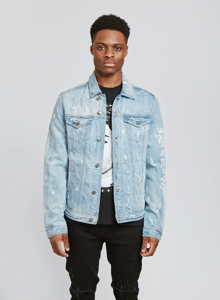 JUMPER JEAN JACKET