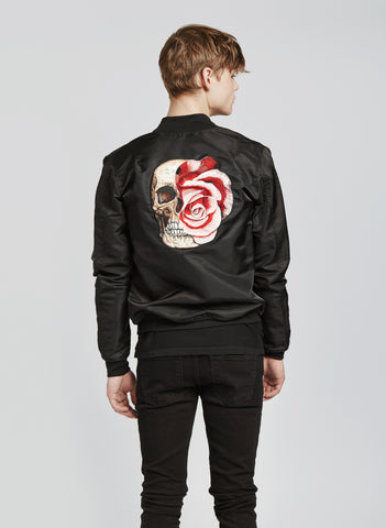 LOVERBOY BOMBER JKT