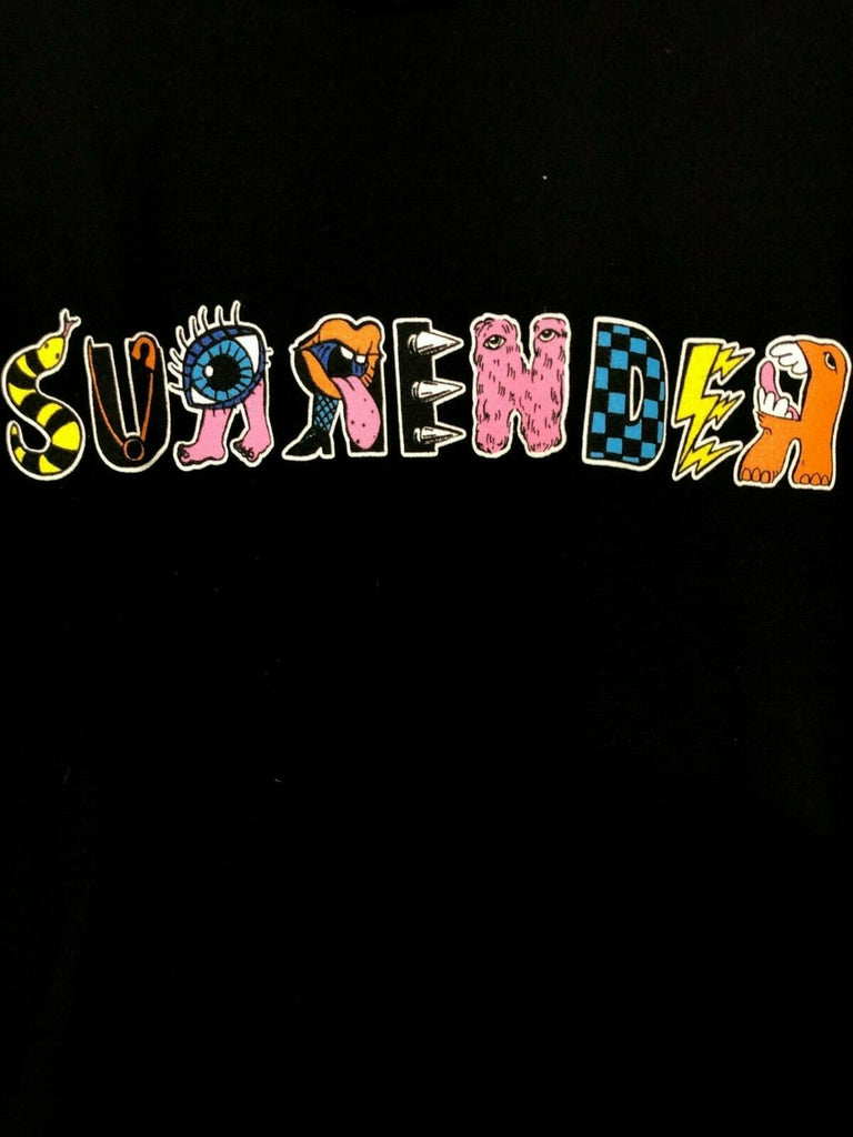 SURRENDER T-SHIRT (SMALL)