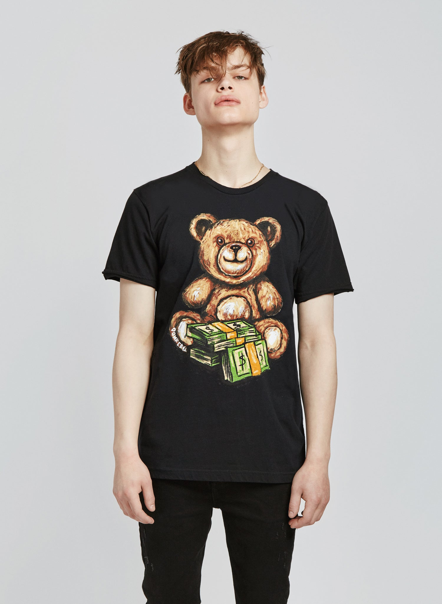 TEDDY MONEY T-SHIRT