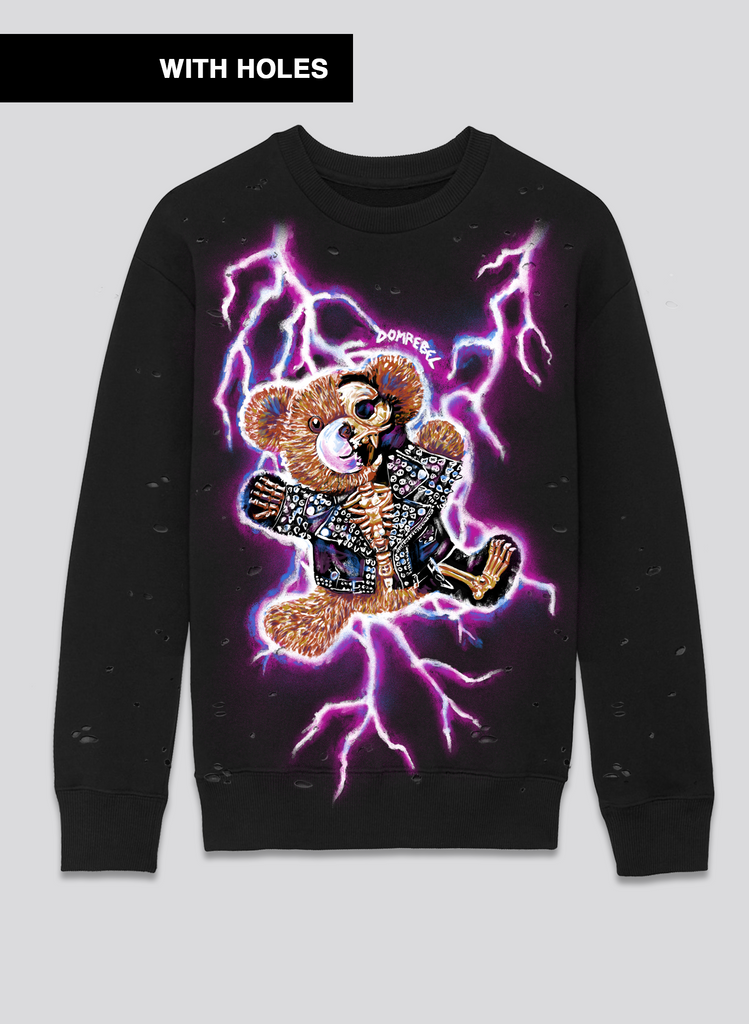 ZAPPED SWEATSHIRT