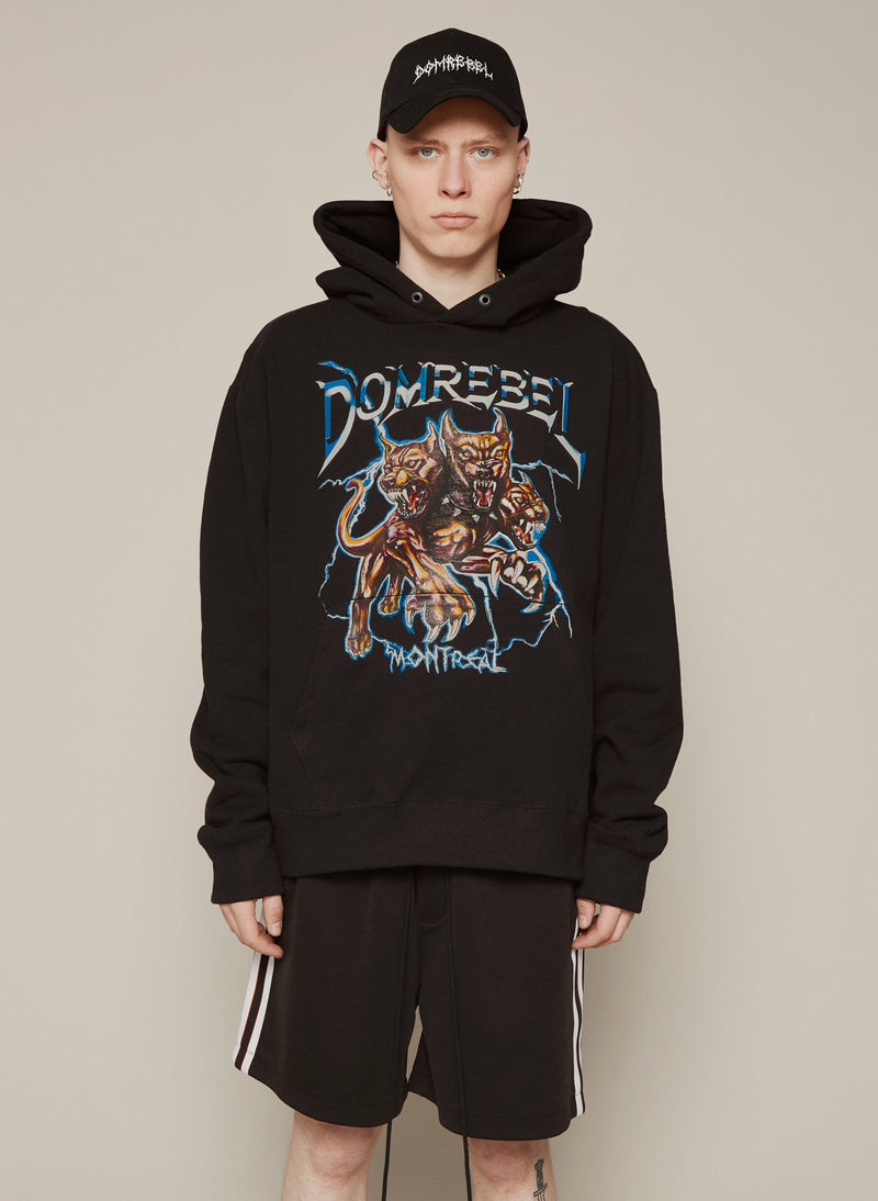 CANINE PULLOVER HOODIE