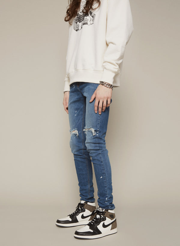 CORE JEANS - DAY BLUE