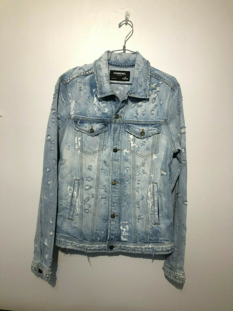 SNOWW JEAN JACKET (MEDIUM)