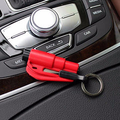 3 in 1 Emergency Safety Hammer for Car Window