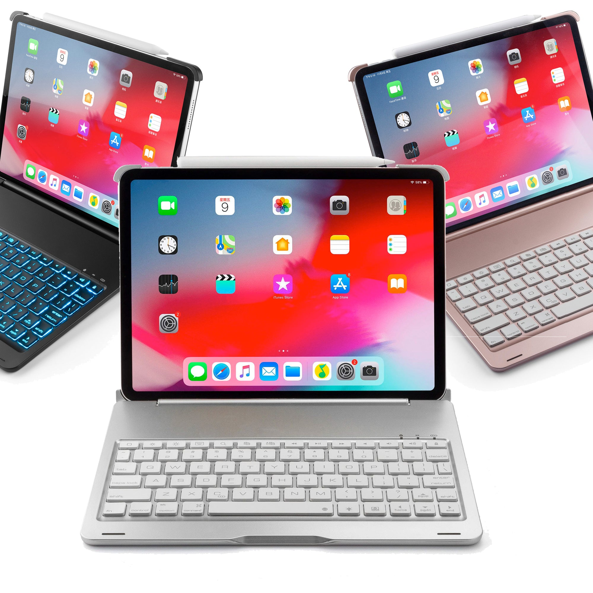 "Smart Case For iPad Pro 11"" (1st gen-2018 )"