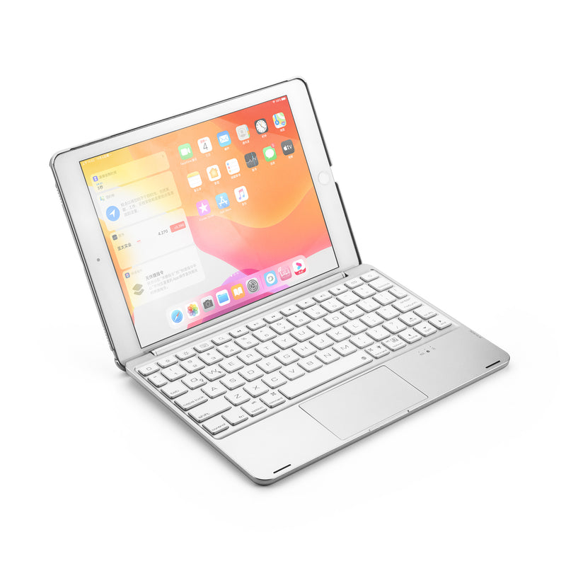 "Trackpad premium smart case for 9.7"" iPad (5,6,Air1,Air2,Pro)"