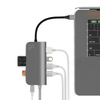 "8 IN 1 USB-C HUB for new gen iPad pro 11"" & 12.9"""