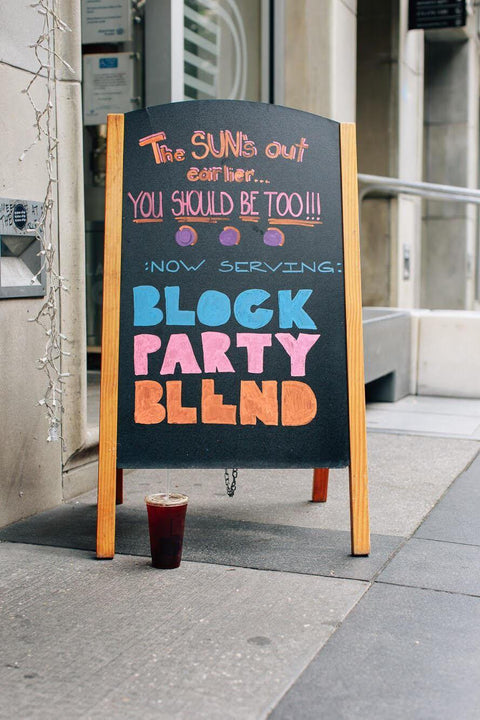 Block Party Summer Blend