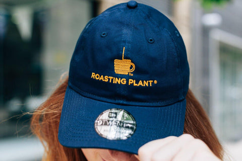 Roasting Plant Adjustable Hat