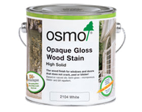 Osmo 2104 OPAQUE GLOSS WOODSTAIN