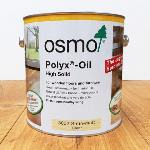 Osmo 3032 special offer 3L for price of 2.5L until stock last (z)