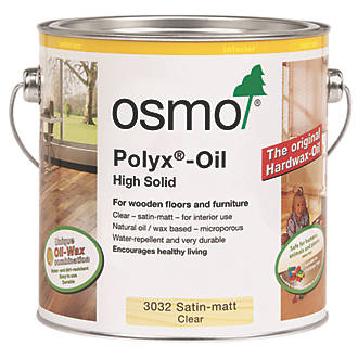 Osmo Hard wax Oil 3032 Clear Satin