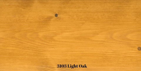 Osmo Wood Wax Finish Light Oak 3103 | ATC