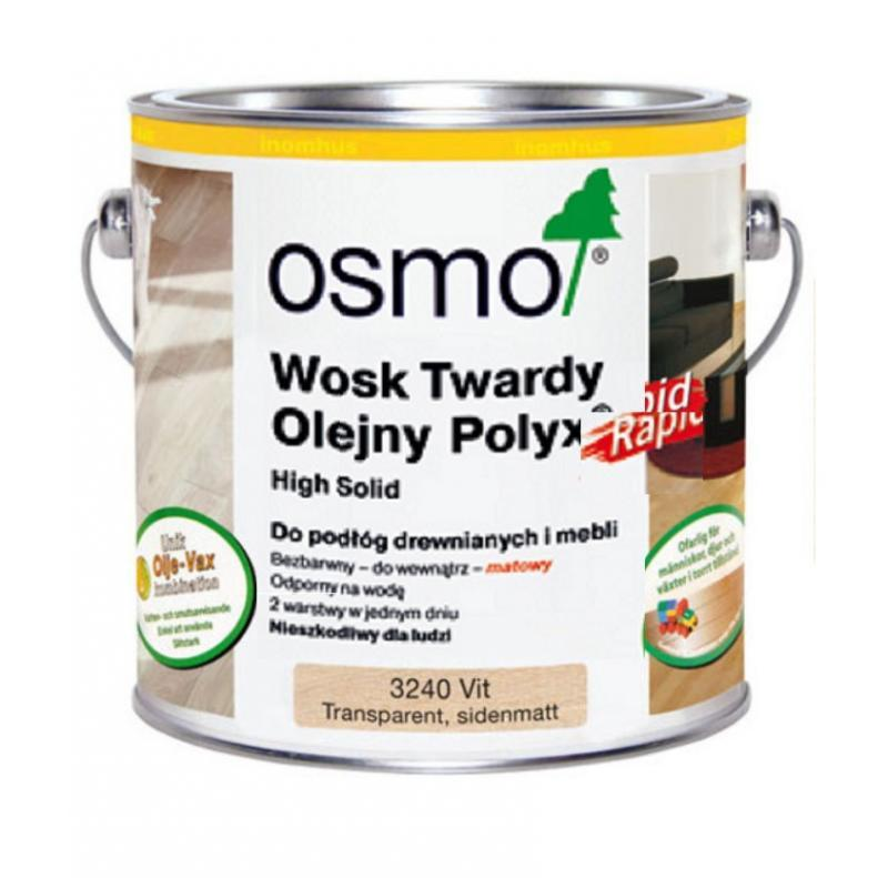 Osmo Polyx Oil Rapid White Transparent 3240