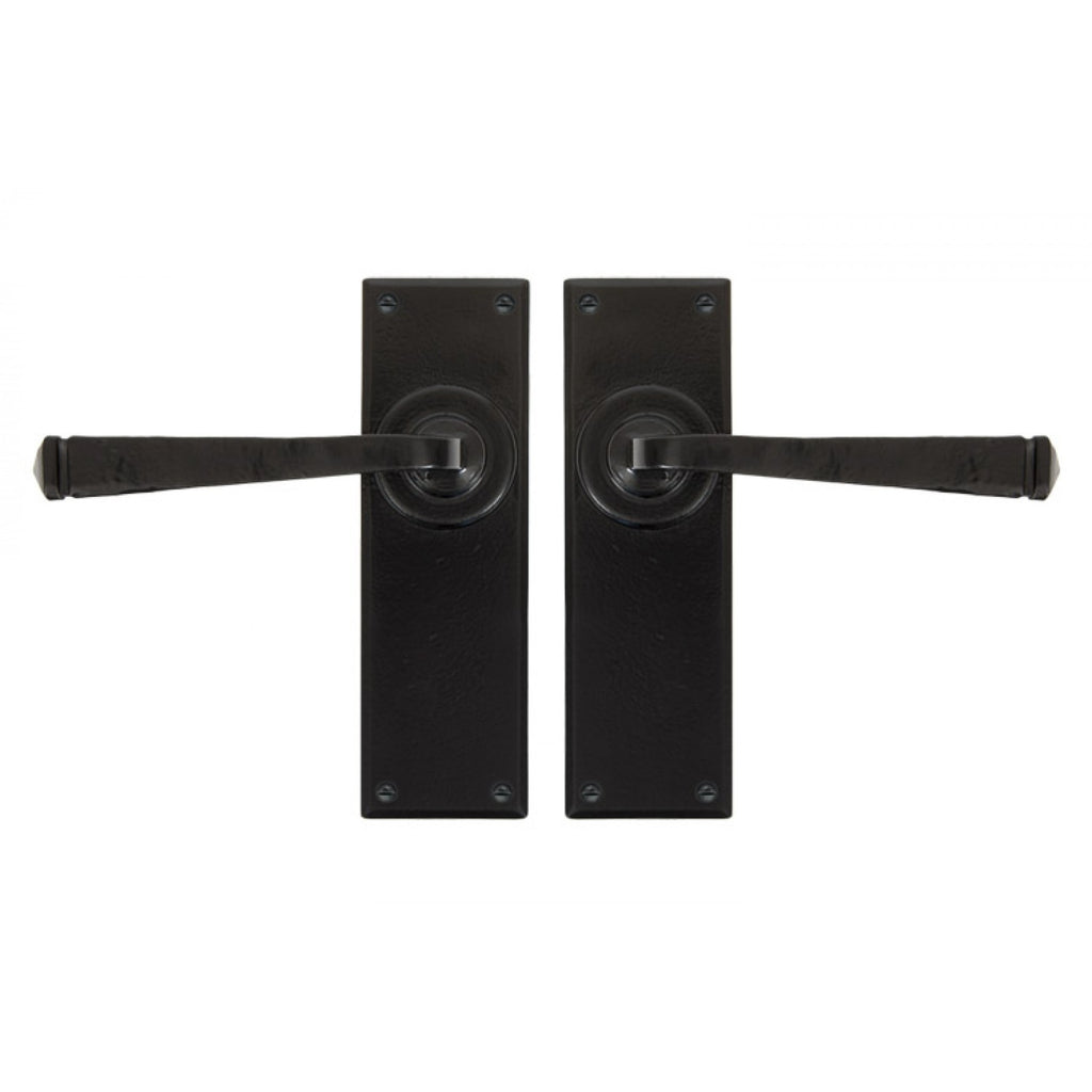 Avon Lever Latch Traditional Cottage Door Handle Set | ATC