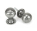 Regency Mortice / Rim Knob Set  (z)