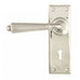 Hinton Lever Lock Set  (z)