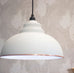 Harborne Pendant Accents White Interior  (z)