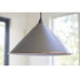 Hockley Pendant Accent White Interior  (z)