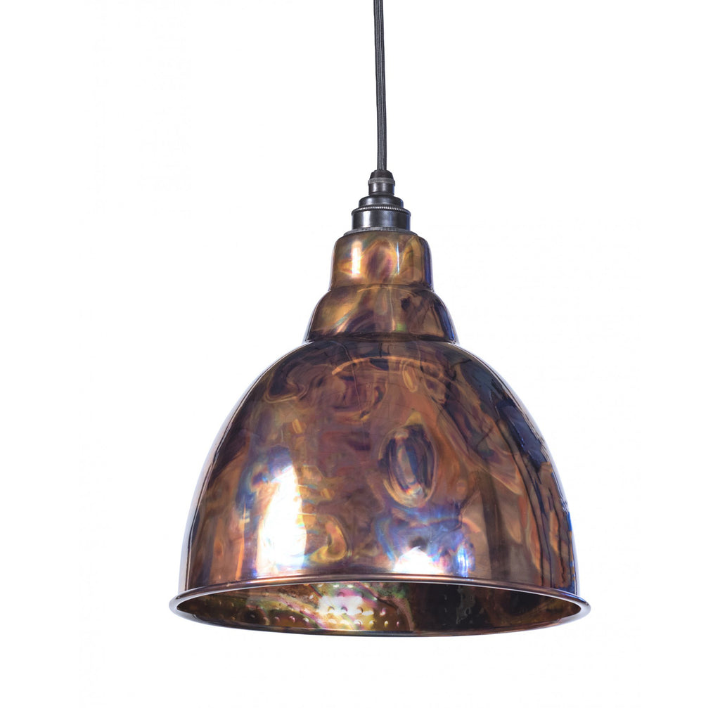 Brindley Pendant Burnished  (z)