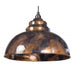 Harborne Pendant Burnished  (z)