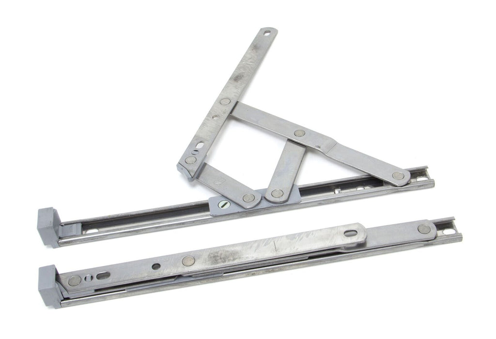"SS 10"" DEFENDER FRICTION HINGE - TOP HUNG (Pair)  (z)"