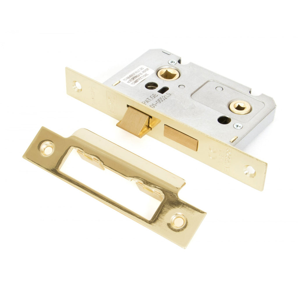 Bathroom Mortice Lock  (z)