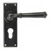 Regency Lever Euro Lock Set  (z)