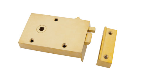 Anvil 83570 Polished Brass Regency Left Hand Bathroom Privacy Latch | ATC