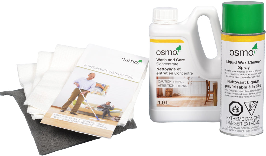 OSMO FLOOR MAINTENANCE KIT