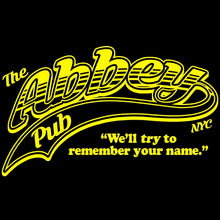 Abbey Pub Cheers Logo