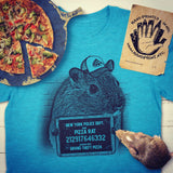 Pizza Rat Mugshot NYPD