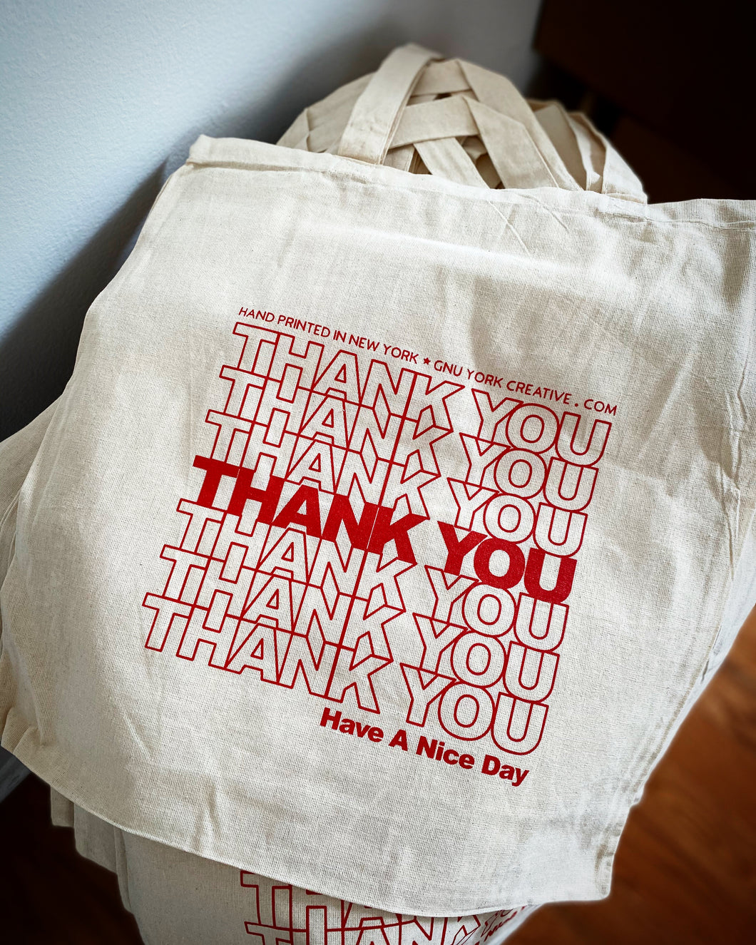Add-on THANK YOU Bag tote