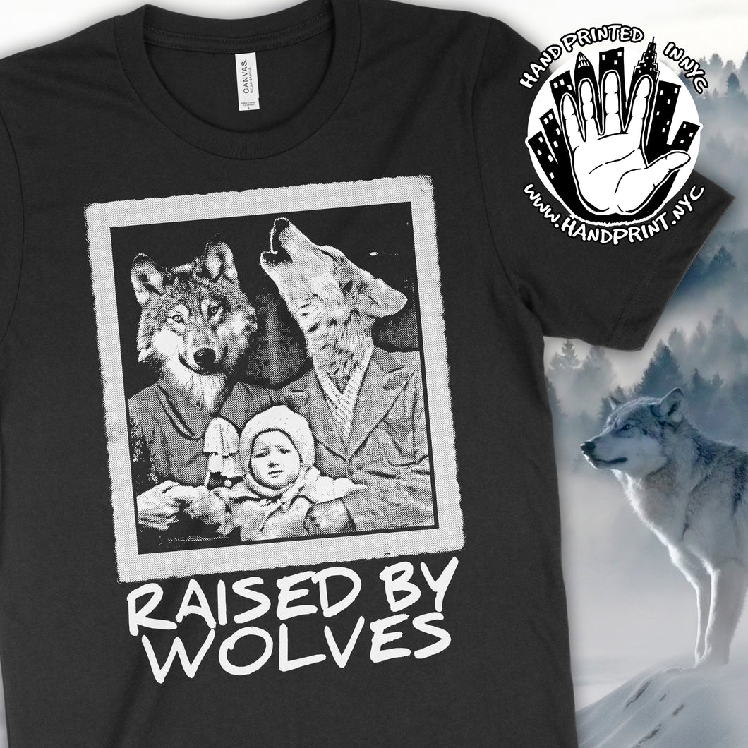 Raised By Wolves Family Portrait