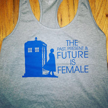 The Future Is Female (Doctor Who inspired)