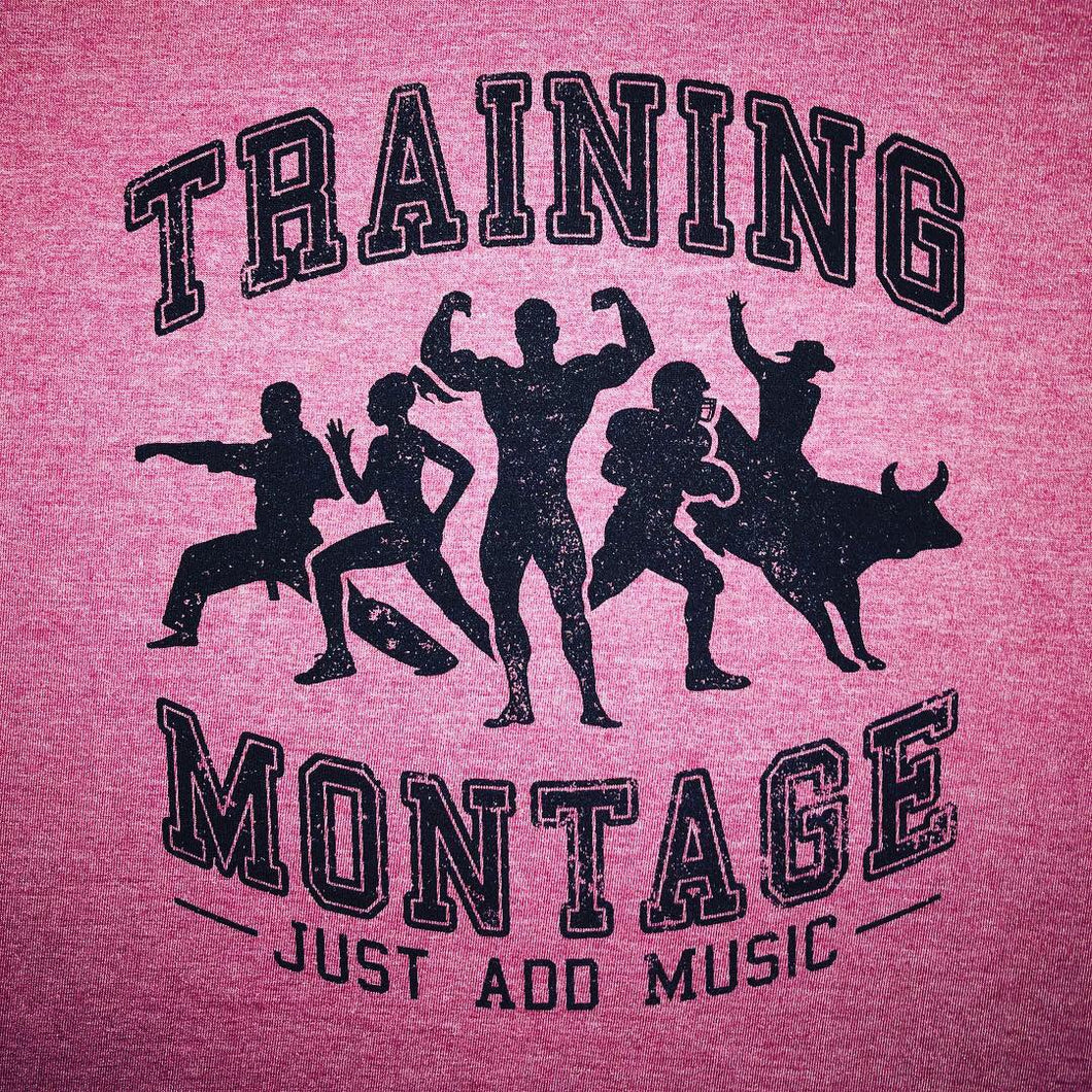 Training Montage - Just Add Music