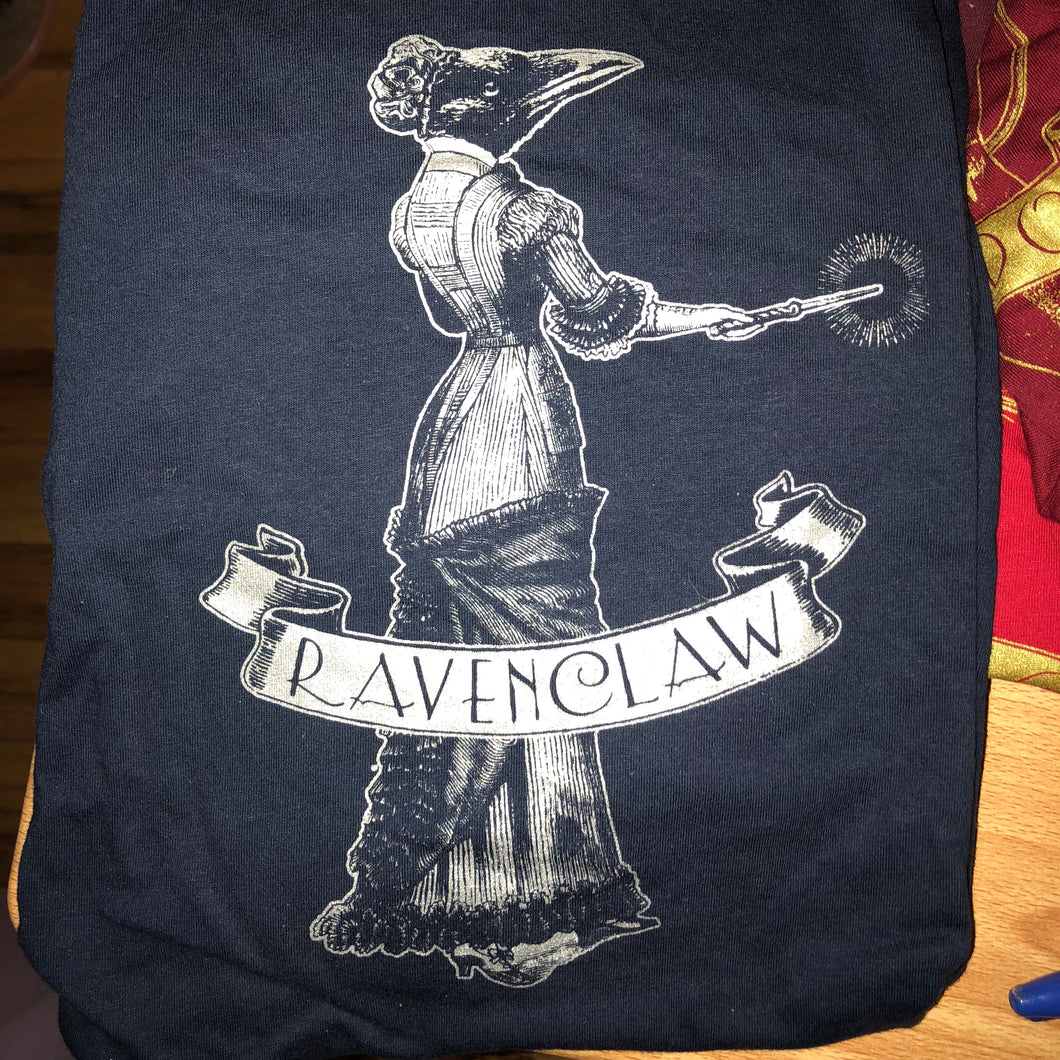 Ravenclaw - Victorian Style (Harry Potter Inspired)