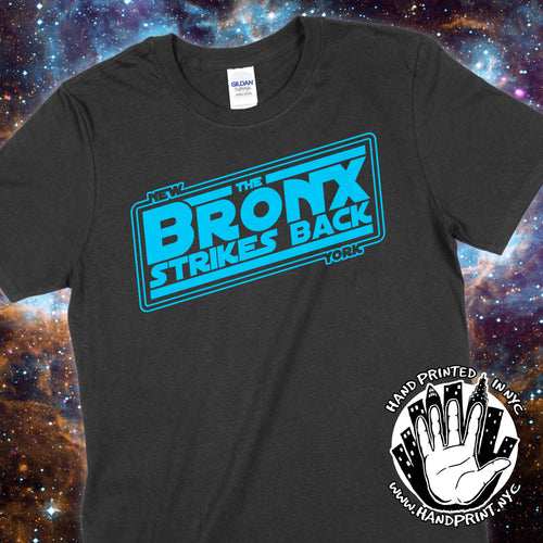 Bronx Strikes Back (Star Wars style)