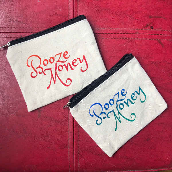 Booze Money pouch