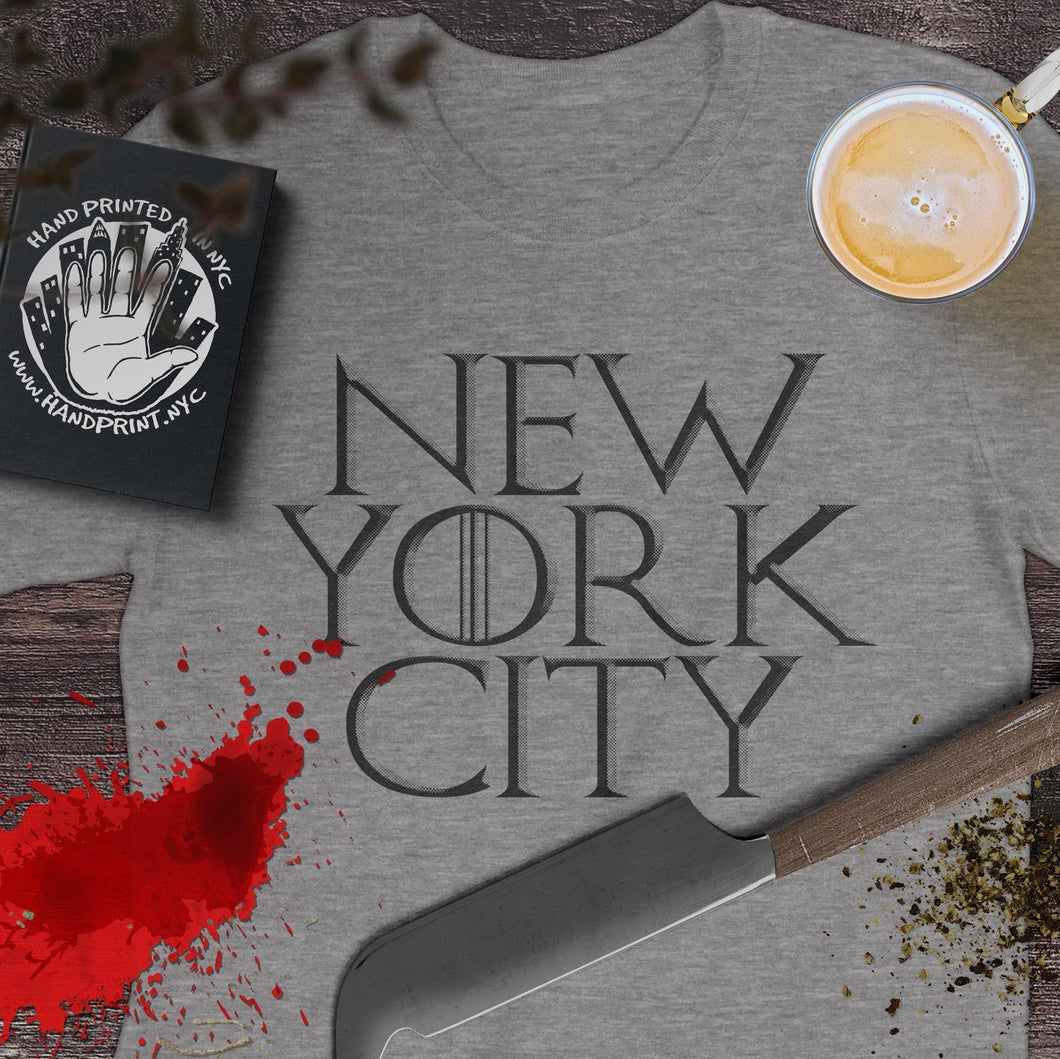 New York City (Game Of Thrones style)