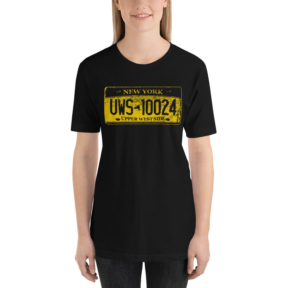 10024 Upper West Side - Short-Sleeve Unisex T-Shirt