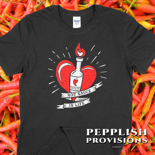 Hot Sauce Is Life (Pepplish Provisions)