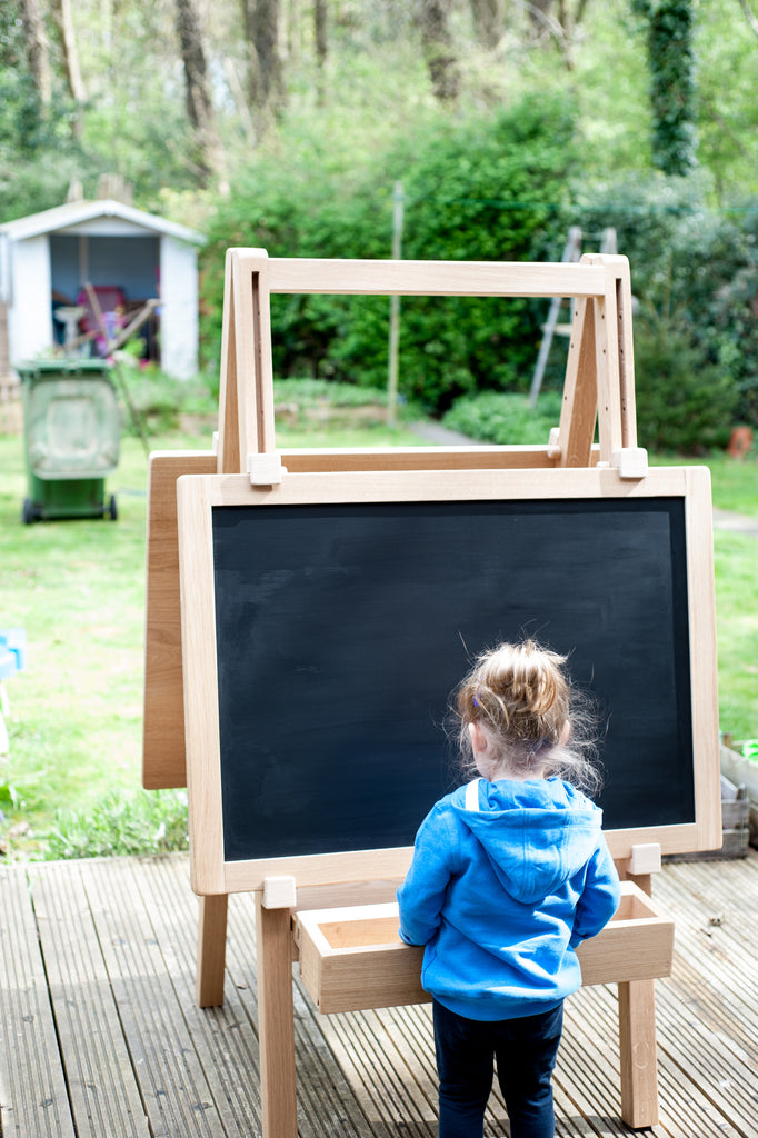 Bespoke make - children's easel